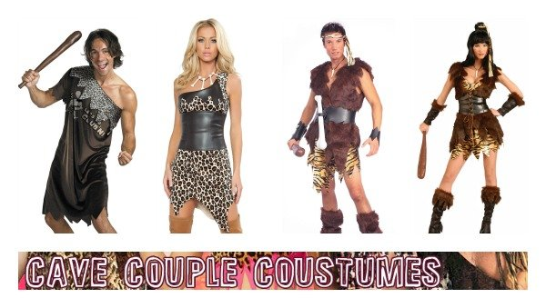 Cave Couples Costumes