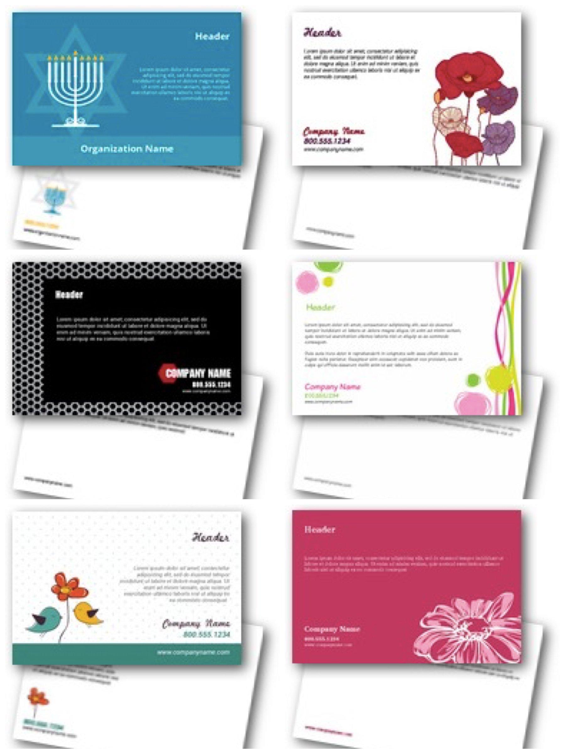 Postcard Invitations