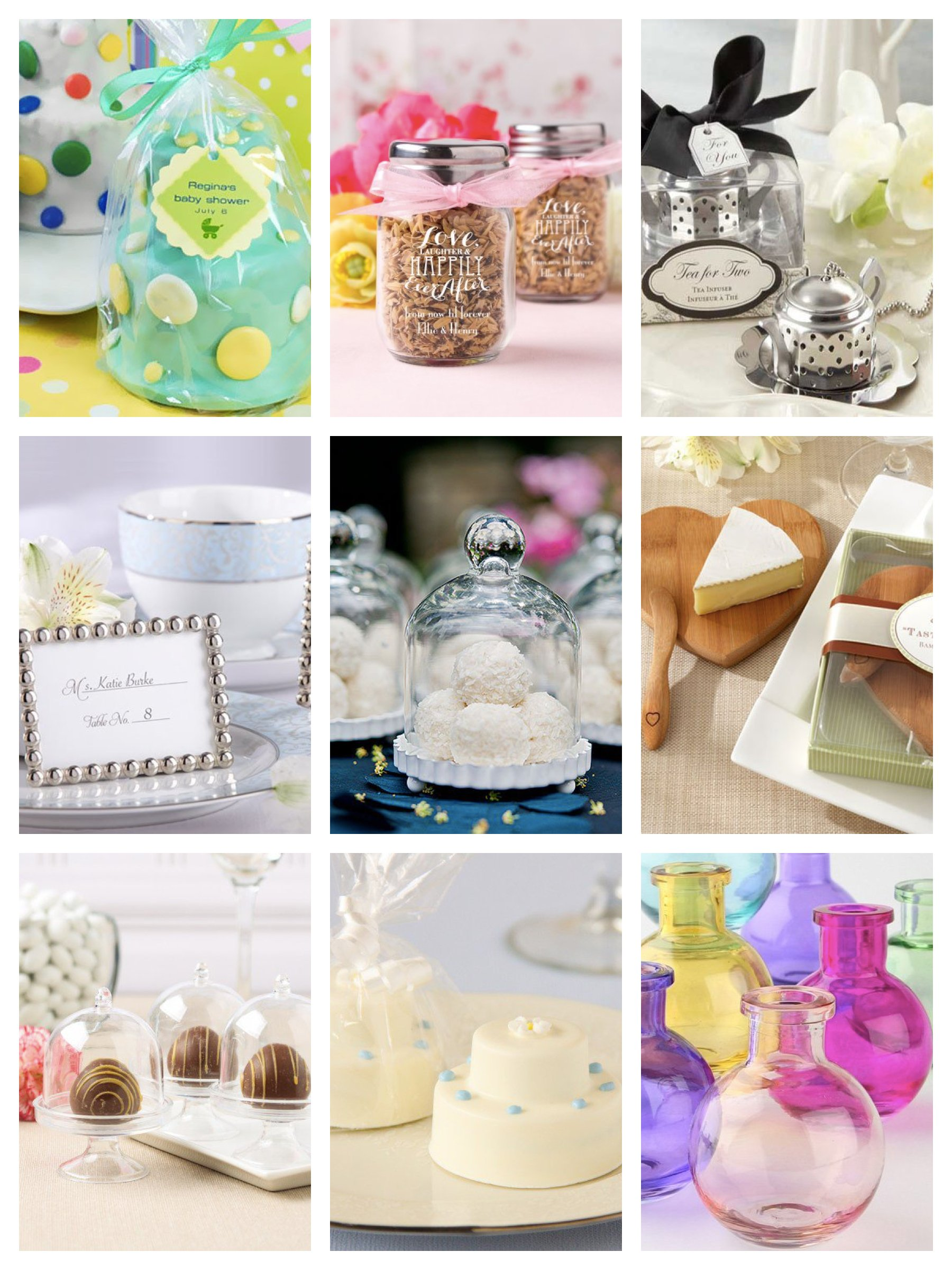 Miniature Party Favors