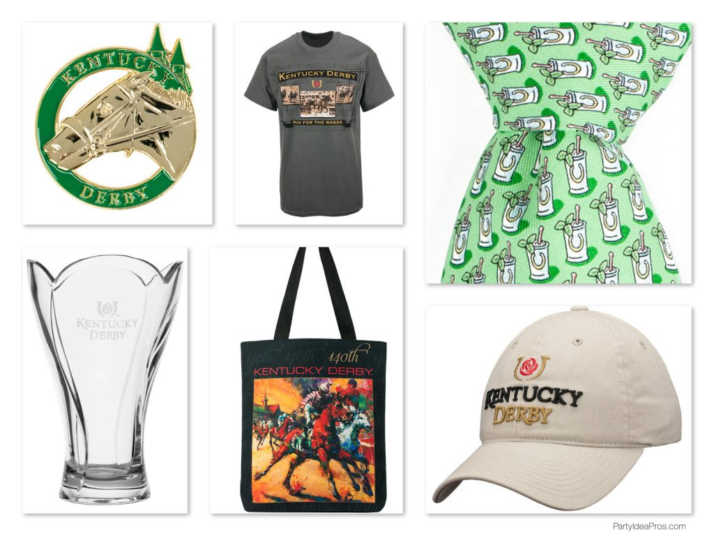 Kentucky Derby Goodies & Ideas