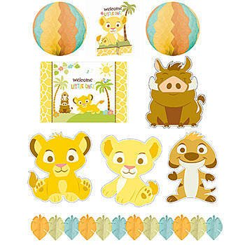Lion King Baby Party Kit