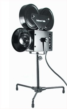 Movie Camera Desk Lamp