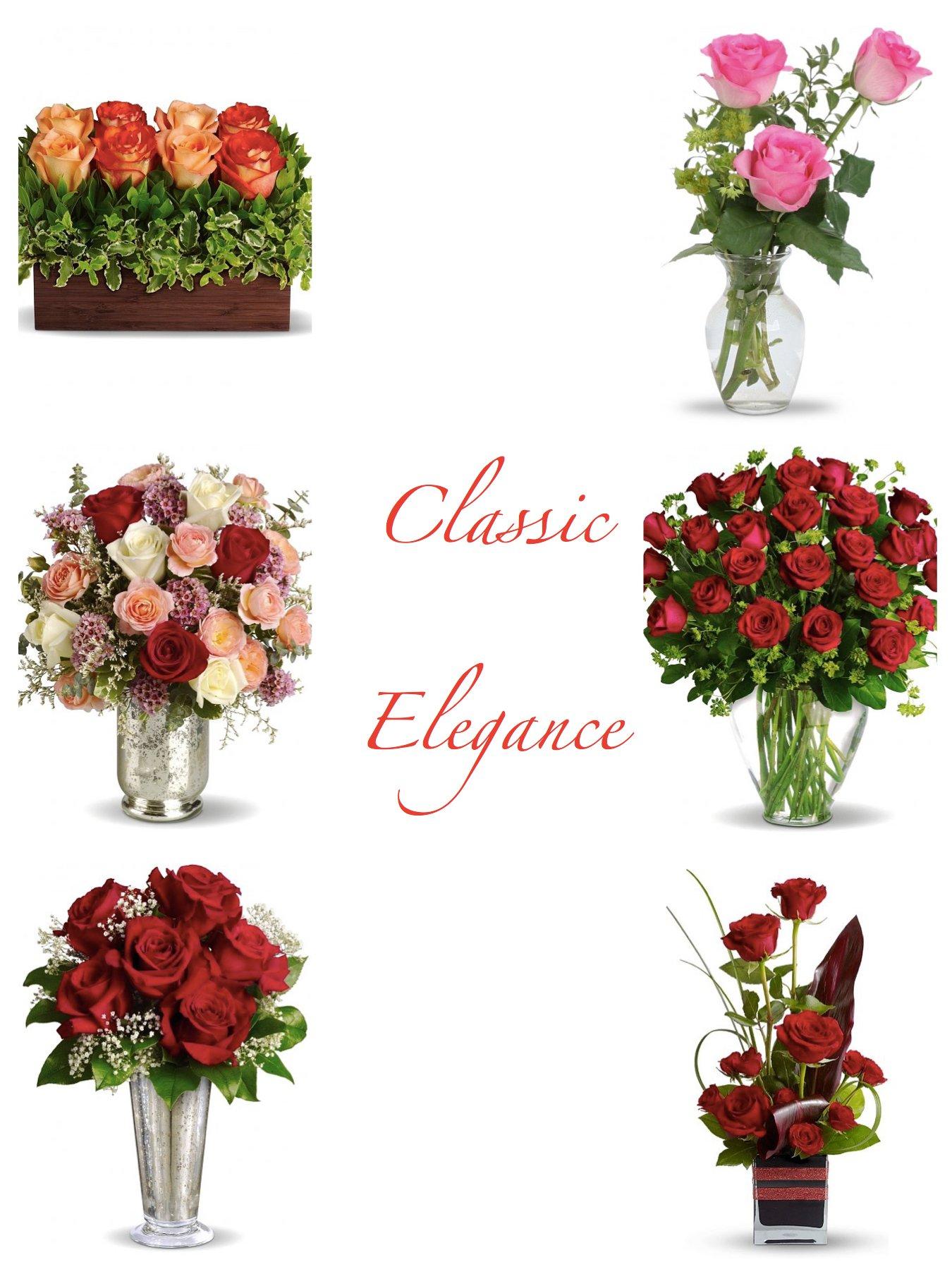 Roses. Always Classic & Elegant