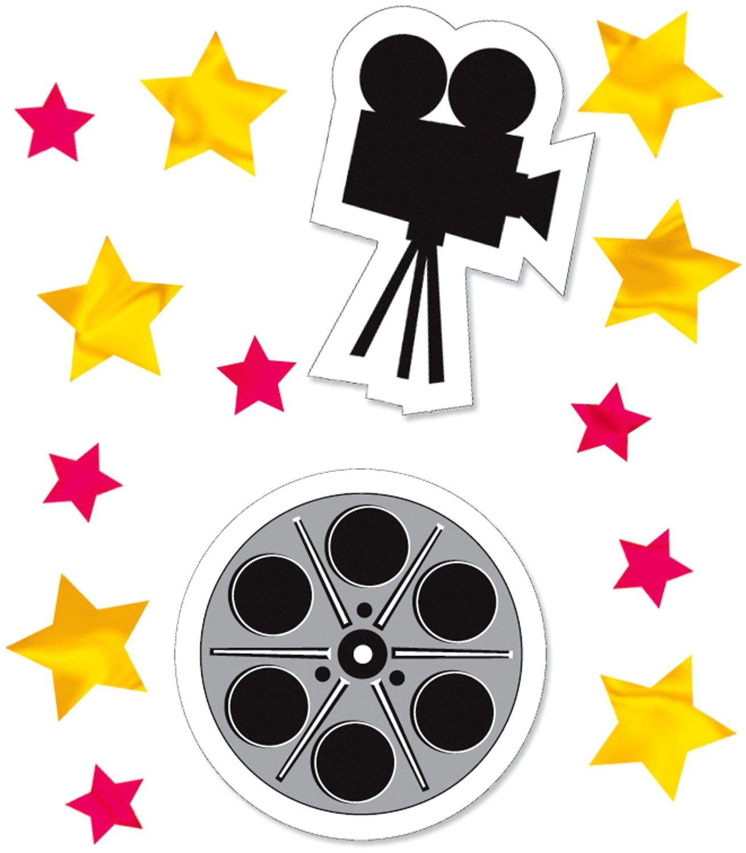 Hollywood Confetti