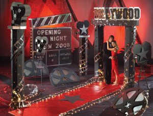 Hollywood Nights Theme Party Planning Ideas Amp Supplies