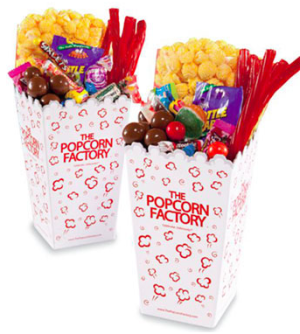 Movie Popcorn Packs