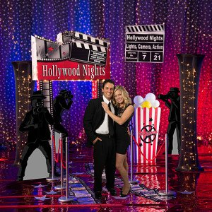 Set the Stage Hollywood Party Kit