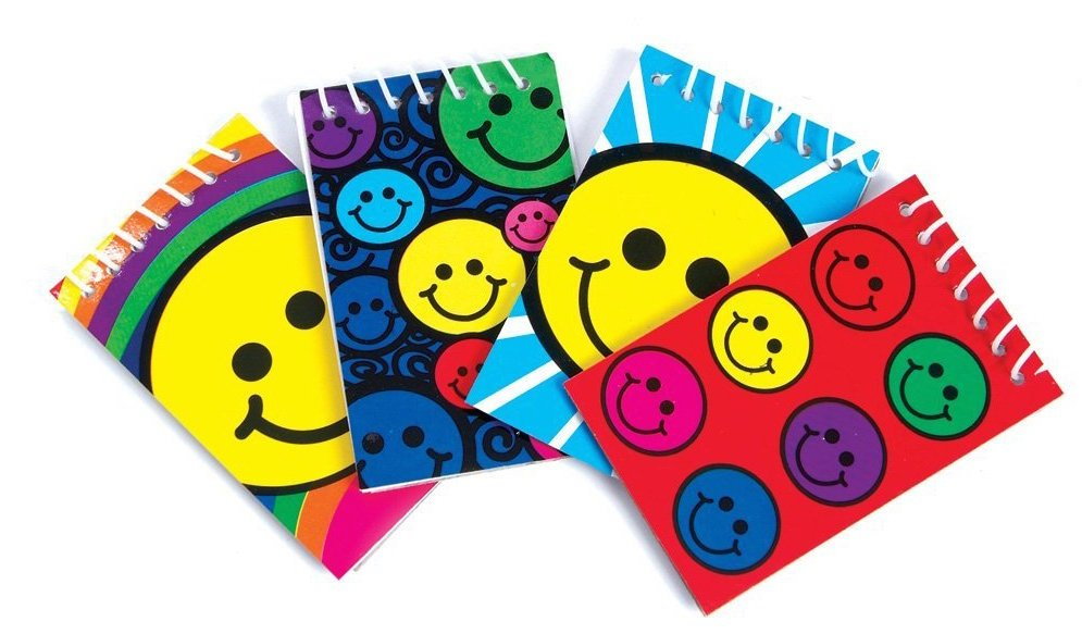 Smiley Face Notepads