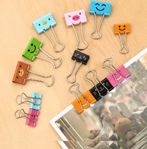 Smiley Paper Clips
