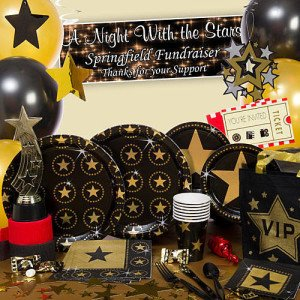 Star Attraction Party Supplies