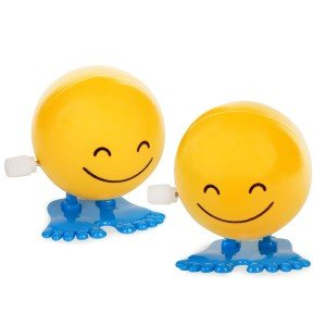 Wind-up Smiley Men