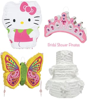 Bridal Shower Pinatas