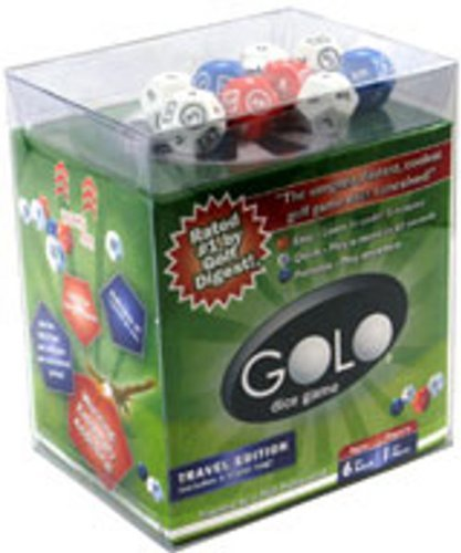 GOLO the Golf Dice Game