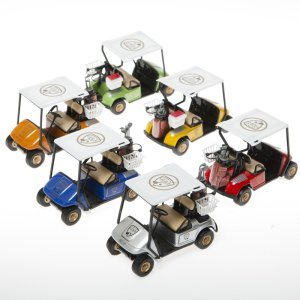 Golf Cart Party Favors