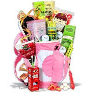 Ladies Tee Time Golf Gift Basket