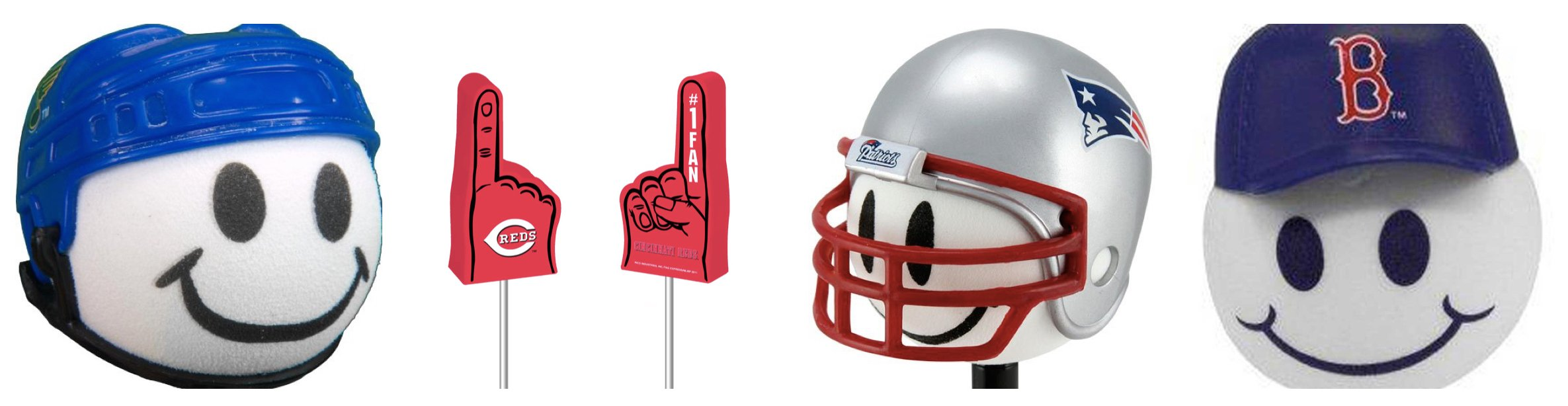 Sports Antenna Toppers