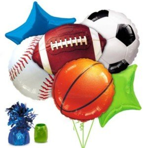 Sports Party Balloon Kit
