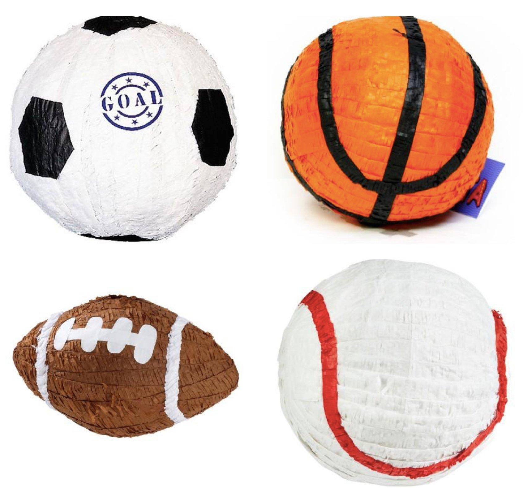 Sports Pinatas