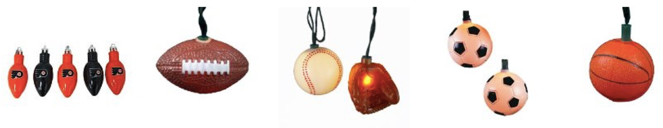 Sports String Lights