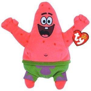 Patrickstar Plush Toy