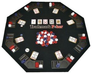 Poker Texas Traveller Table Top