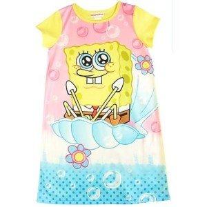 Sponge Bob Girls Nightgown