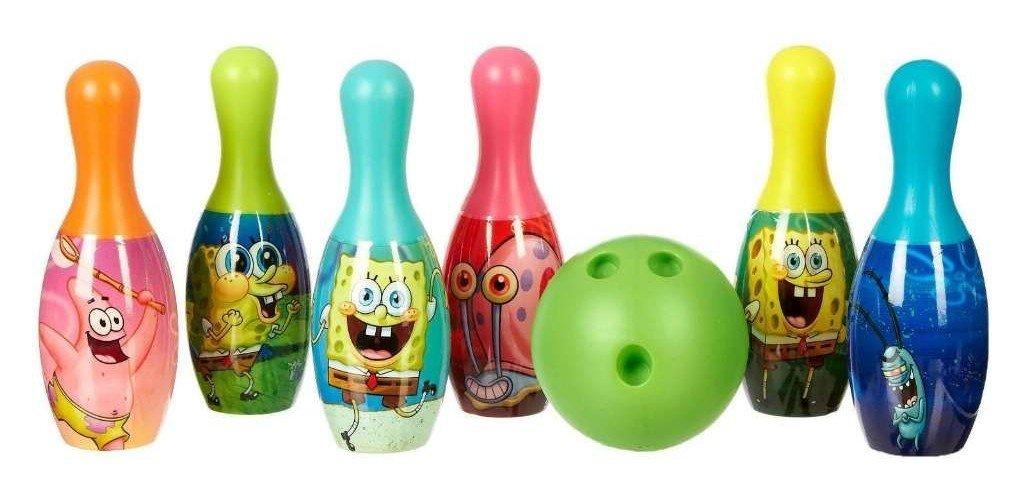 SpongeBob SquarePants Bowling Set