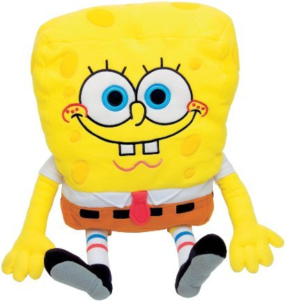 Spongebob Cuddle Pillow