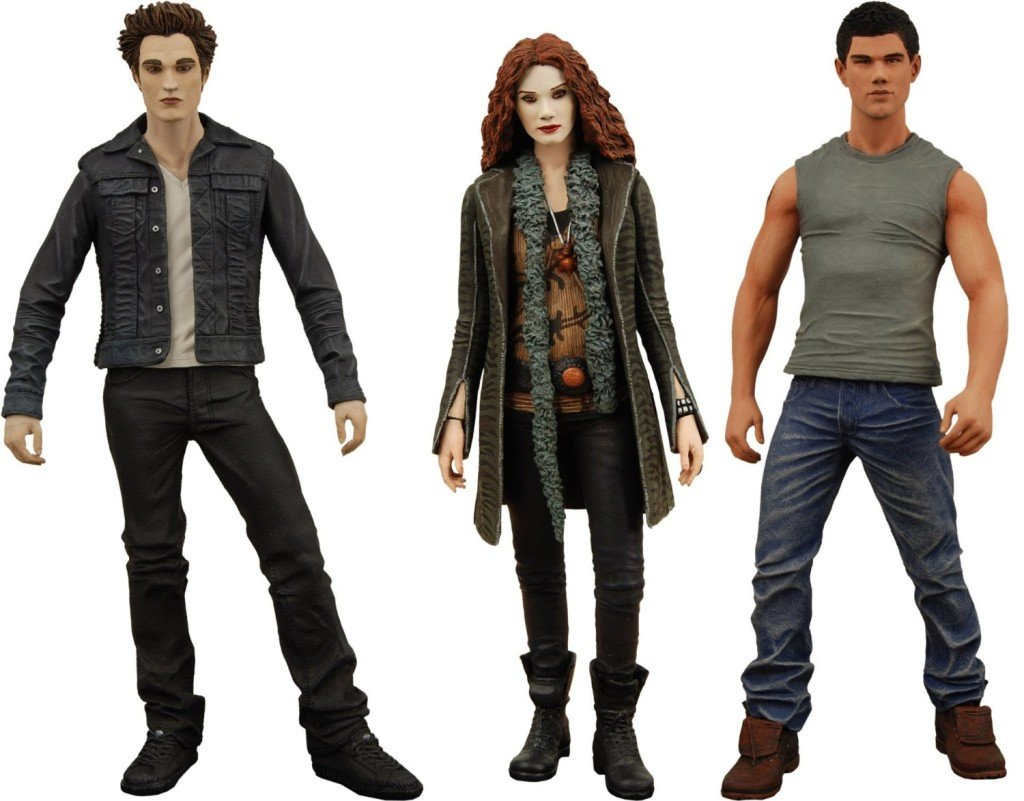 Twilight Action Figures