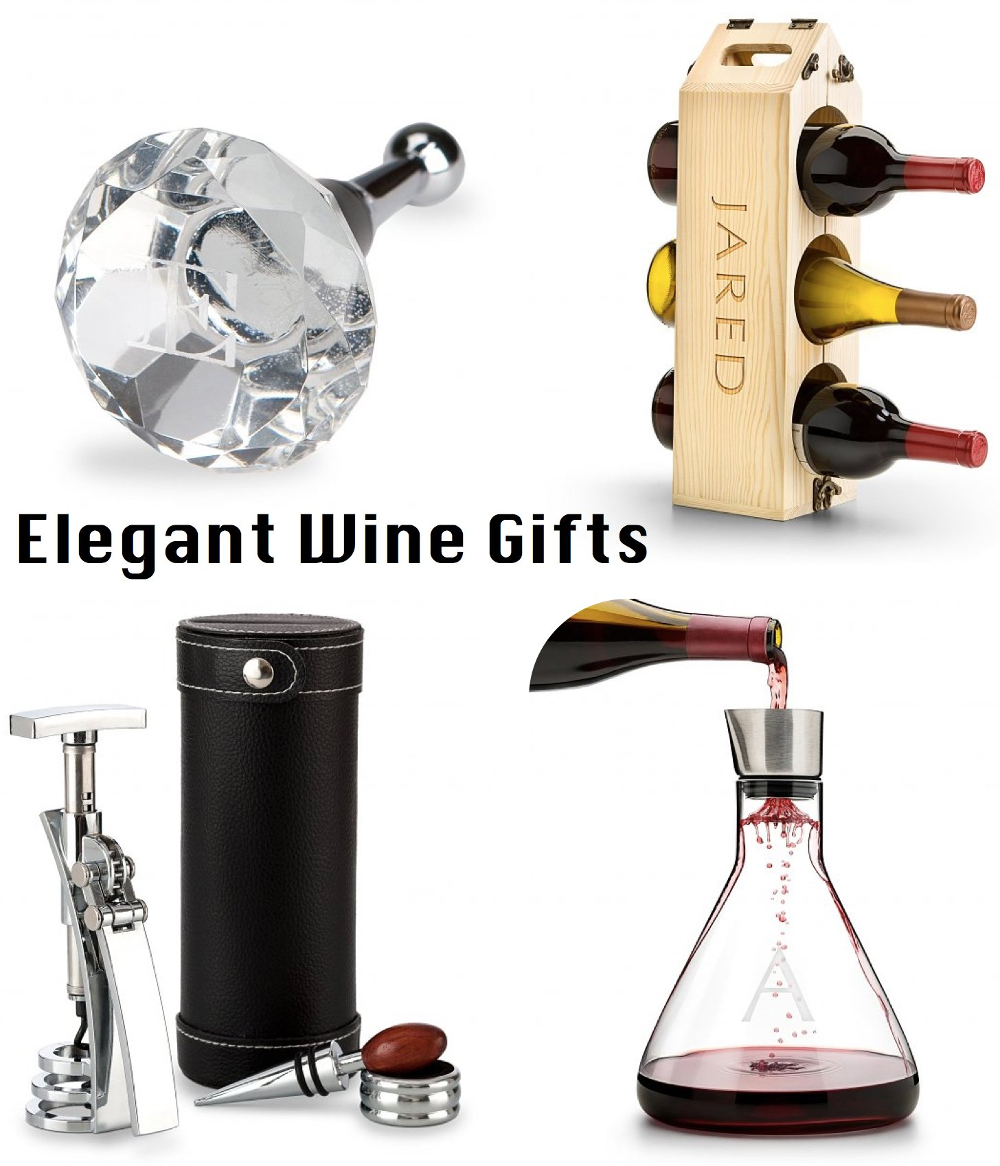 Elegant Wine Gifts