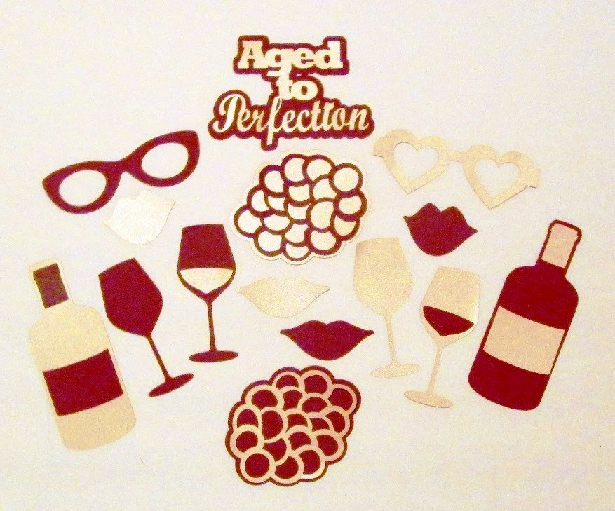 Photo Booth Props Wine Lovers Aged To Perfection Party.jpg