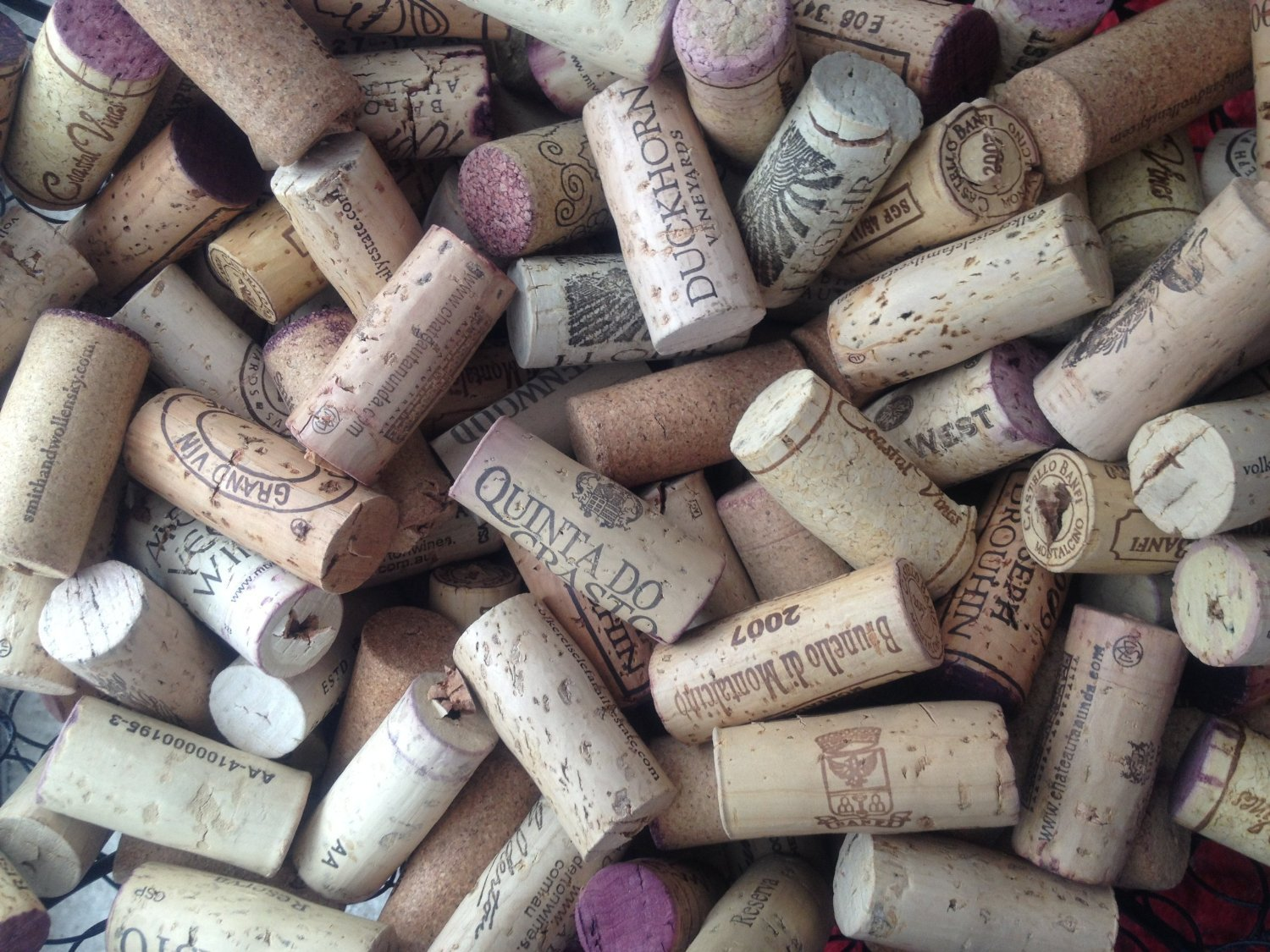 Premium Recycled Corks