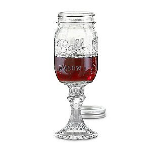 Redneck Hillbilly Wine Glass