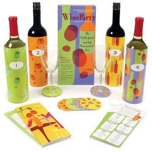 Smarts WineParty Game Tasting Kit