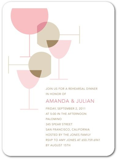 Wine Connoisseur Invitations