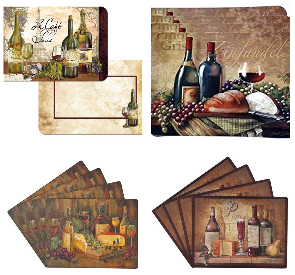 Wine Placemats