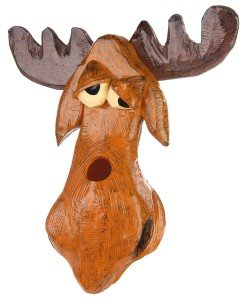 Muddled Moose Birdhouse