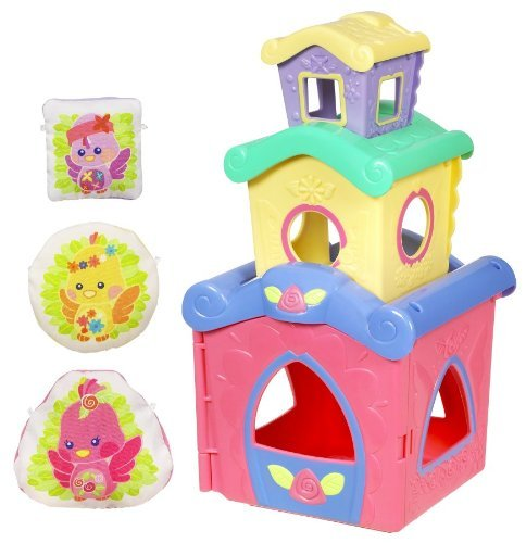 Playskool Busy Lil Nesting Birdhouse