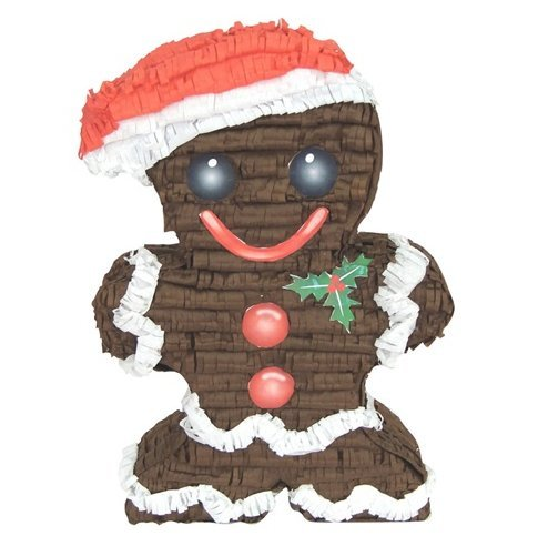 Gingerbread Man Piñata