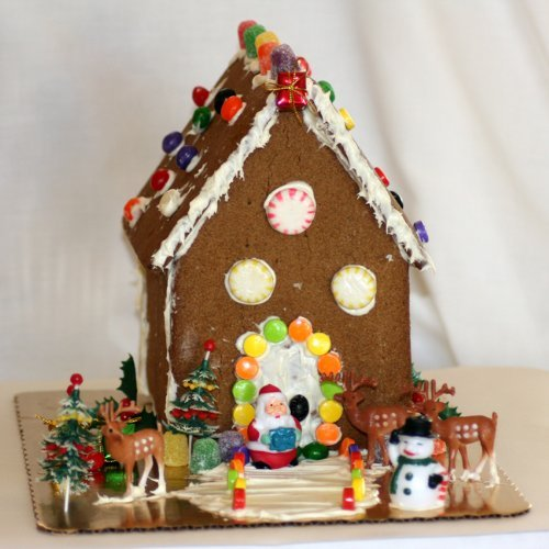 Gluten Free Holiday Gingerbread House Kit
