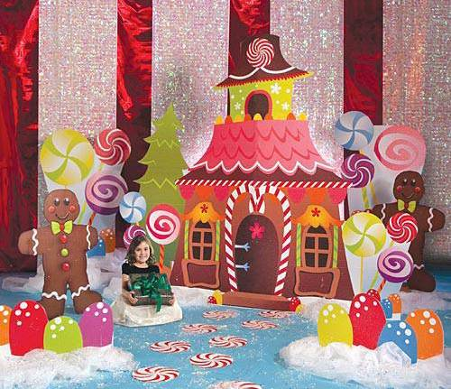 Gingerbread Party Planning Ideas Supplies Holiday Party