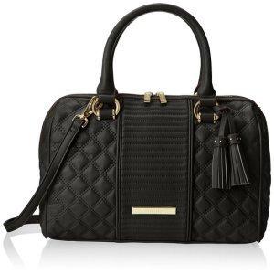 Anne Klein Mix It Up Satchel Top Handle Bag