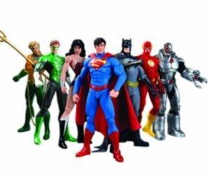 DC Comics Justice League Action Figure Set