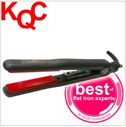KQC X-Heat Tourmaline Ceramic Flat Iron