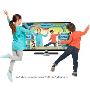 LeapFrog LeapTV Educational Active Video Game System