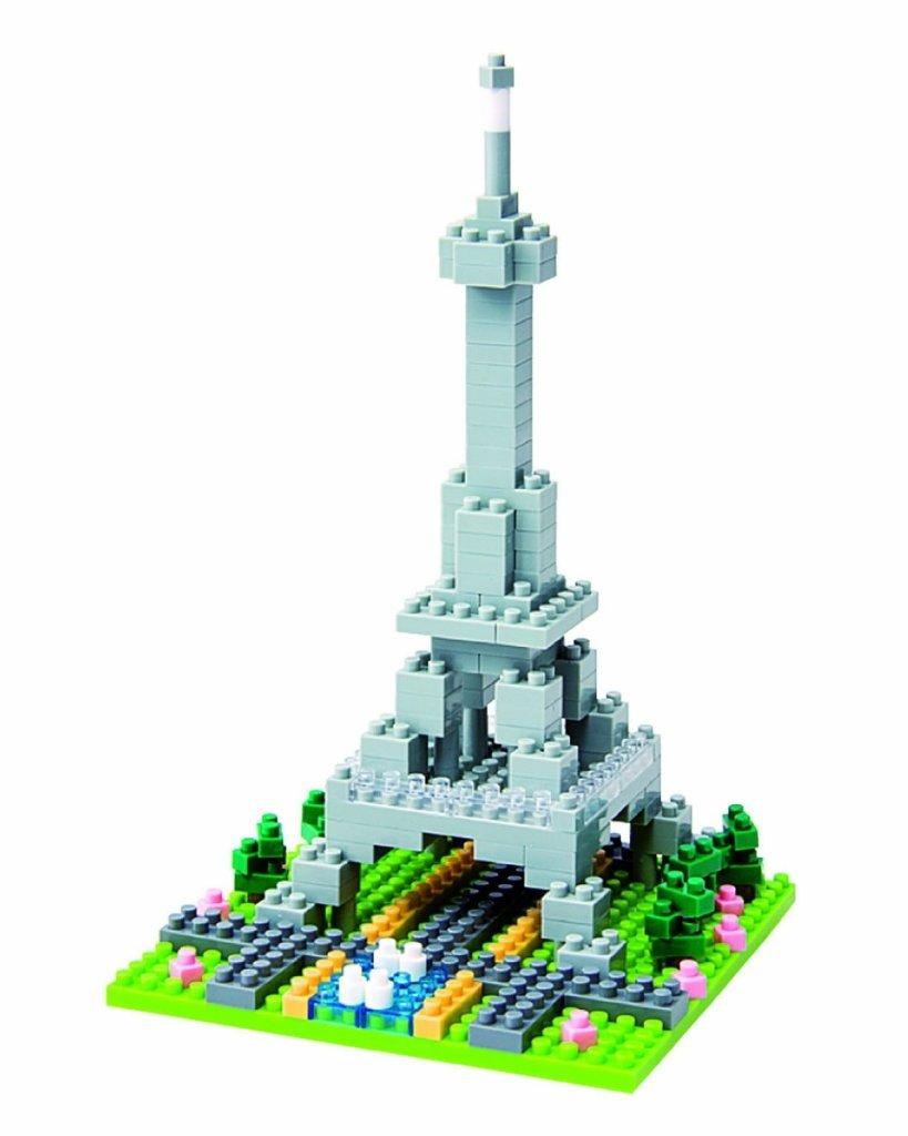 Nanoblock Eiffel Tower