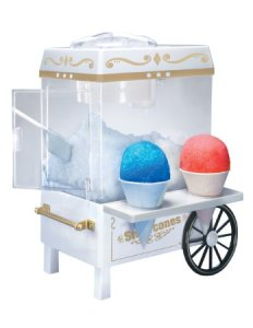 Nostalgia Electrics SCM502 Vintage Collection Old Fashioned Snow Cone Maker