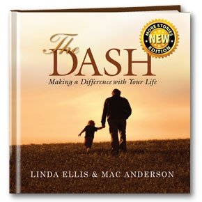 The Dash Inspirational Book