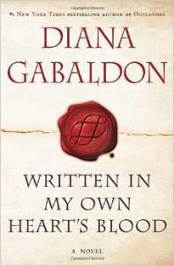 Written in My Own Heart's Blood- A Novel (Outlander)