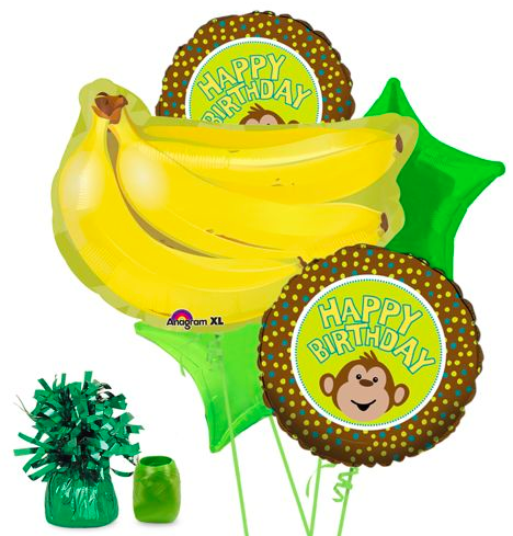 Monkey Around Balloon Kit